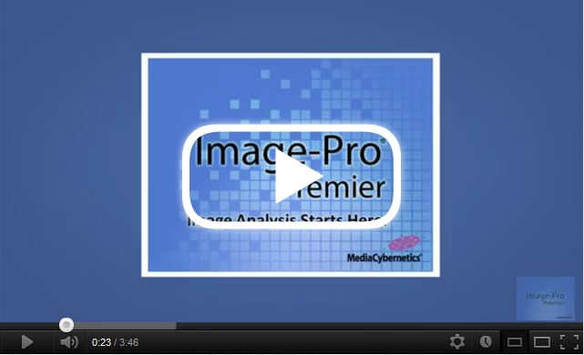 Watch the Image-Pro Premier Introduction Video.